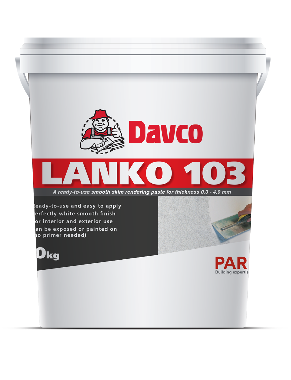Lanko And Davco Ambertech Corp Panasonic Wiring Devices Philippines Requirements Of Floor Preparation Concrete Repair Finishing Rendering Lankos Skimcoating Technology Is One The First In